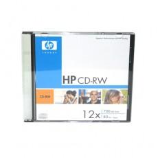 HP CD-RW 700MB1P