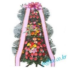 축하3단화환(고급)
