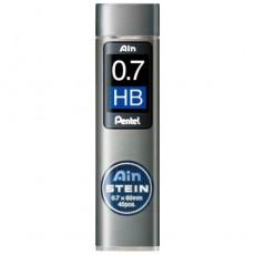 펜텔 Ain stein 샤프심 HB 0.7