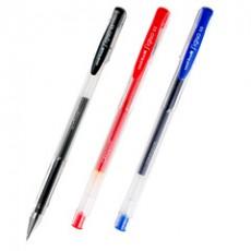 유니볼UM-100중성펜(적)0.5mm