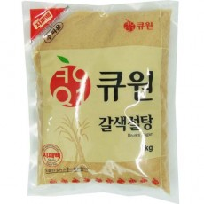 큐원갈색설탕1kg